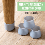 Furniture Silicon Protection Cover (Set Of 4 Pcs)