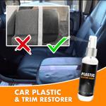 Car Plastic & Trim Restorer