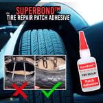 SuperBond™ Tire Repair Patch Adhesive