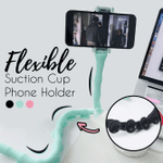 Flexible Suction Cup Phone Holder