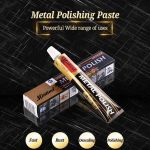 Steel Metal Polishing Paste