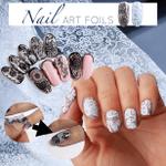FancyLacey™ Nail Art Foils (Set of 10)