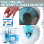MasterClean™ Automatic Toilet Cleaner