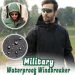 Military Waterproof Windbreaker