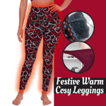 Festive Warm Cosy Leggings