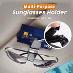 Multi-Purpose Sunglasses Holder