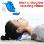 Neck and Shoulder Pain Therapy Pillow