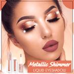 Metallic Shimmer Liquid Eyeshadow
