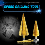 Speed Drilling Tool