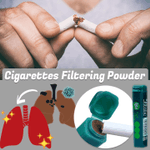 Cigarettes Filtering Powder