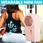 Wearable Mini Fan