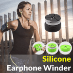 Silicone Earphone Winder