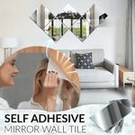 Self Adhesive Mirror Wall Tile