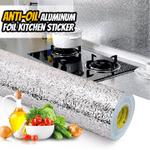 Anti-Oil Aluminum Foil Kitchen Sticker