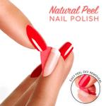 Natural Peel Nail Polish