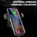 Universal Wireless Charging Car Mount