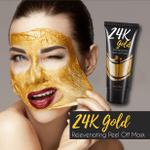 24K Gold Rejuvenating Peel Off Mask