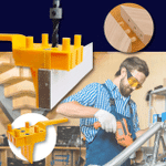 Woodworking Dowel Jig Guide