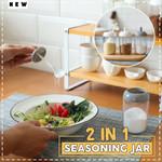 2 in 1 Seasoning Jar