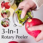 3-In-1 Rotary Peeler
