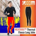 HeatMax™ Men's Thermal Fleece Long John