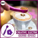 Coffee Pastry Spice Spoon