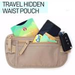Travel Hidden Waist Pouch