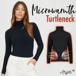 Aryeh™ Microwarmth Turtleneck