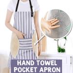 Hand Towel Pocket Apron
