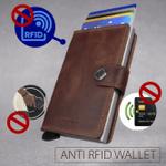 Anti RFID Wallet