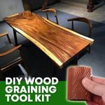 DIY Wood Graining Tool Kit