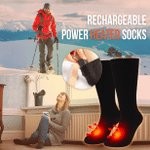 Rechargeable Power Heated Socks