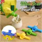 Mini Seal & Pour Clips (3pcs)