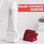Rolling Toothpaste Squeezer