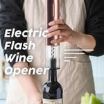 Electric Flash Wine Opener