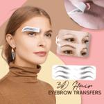 3D Hair Eyebrow Transfers