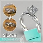 Silver Polishing Cloth (3PC)