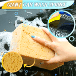 Giant Car Wash Sponge