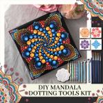 DIY Mandala Dotting Tools Kit