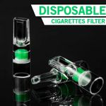 Disposable Cigarette Filtering Holder (100 pcs)
