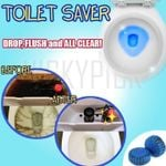 Toilet Saver (3pcs)