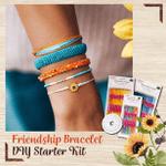 Friendship Bracelet DIY Starter Kit