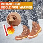 Instant Heat Insole Foot Warmers