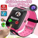 Child Safety GPS Smart Watch