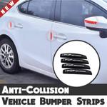 Anti-Collision Car Bumper Protector (Set of 4)