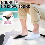 Non-Slip No Show Sock (3 Pairs)