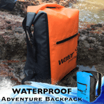 Waterproof Adventure Backpack