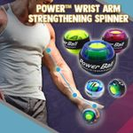 POWER™ Wrist & Arm Strengthening Spinner