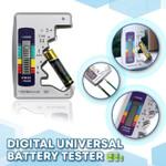 Digital Universal Battery Tester