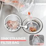 Sink Strainer Filter Bag (100 pcs)